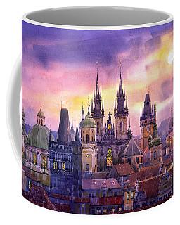 Prague City Of Hundres Spiers Variant Coffee Mug