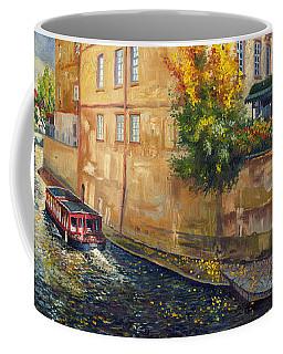 Prague Venice Chertovka 2 Coffee Mug