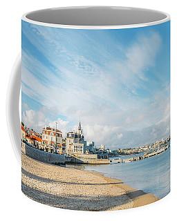 Praia Da Ribeira, Cascais, Portugal Coffee Mug