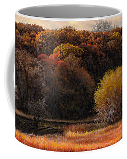 Prairie Autumn Stream Coffee Mug