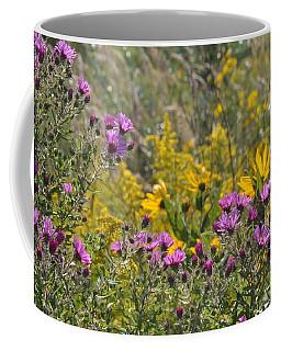 Prairie Autumnal Colors Coffee Mug