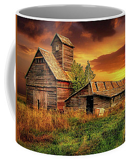 Prairie Barns Coffee Mug