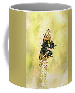 Prairie Butterfly 2 Coffee Mug