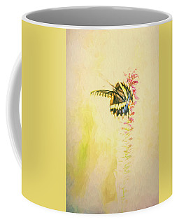 Prairie Butterfly 3 Coffee Mug