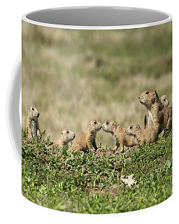 Prairie Dog Family 7270 Coffee Mug
