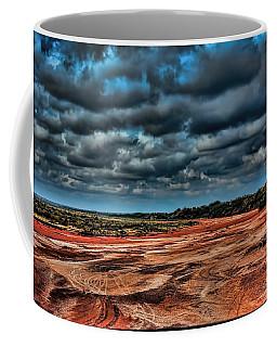 Prairie Dog Town Fork Red River Coffee Mug