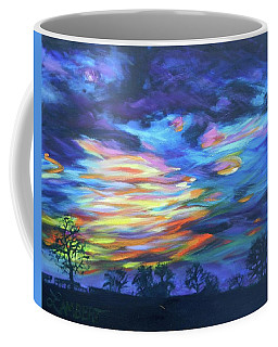Prairie Fireworks 3 Coffee Mug