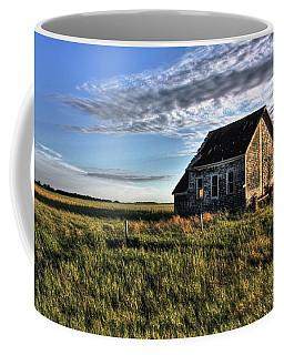 Prairie One Room School Coffee Mug