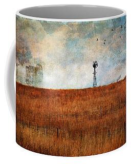 Prairie Past Coffee Mug