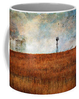 Prairie Past Coffee Mug