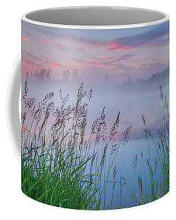 Prairie Pond Before Sunrise Coffee Mug