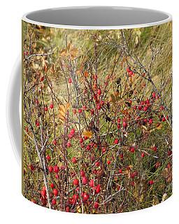 Prairie Rosehips Coffee Mug