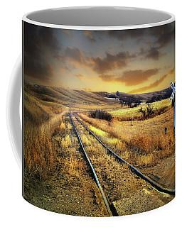 Prairie Tracks Coffee Mug