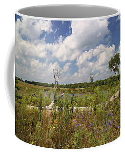 Prairie Wetland Coffee Mug