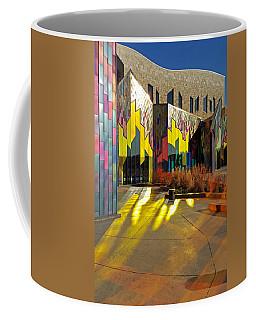 Prairiefire Windows Coffee Mug by Christopher McKenzie