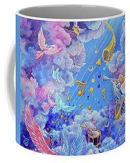 Praise Him From The Heavens Coffee Mug