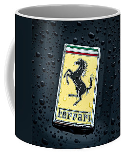 Coffee Mug featuring the digital art Prancing Stallion by Douglas Pittman