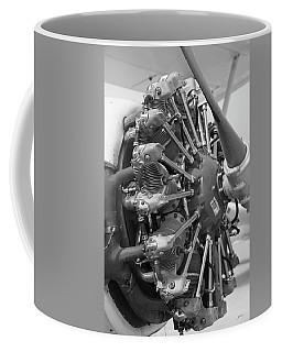 Prat And Whitney Coffee Mug