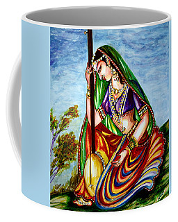 Krishna - Prayer Coffee Mug