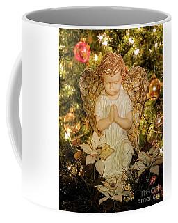 Praying For Christmas Coffee Mug
