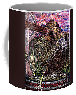 Praying Coffee Mug