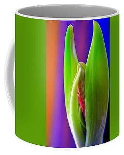 Praying Leaves Coffee Mug