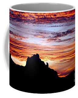 Praying Monk, Camelback Mountain, Phoenix Arizona Coffee Mug