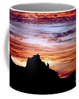 Praying Monk, Camelback Mountain, Phoenix Arizona Coffee Mug