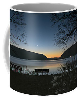 Dawn At Plum Point Coffee Mug