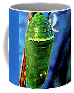 Pre-emergent Butterfly Spirit Coffee Mug
