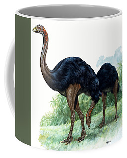 Pre-historic Birds Coffee Mug