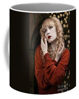 Pre-raphaelite Beauty Coffee Mug