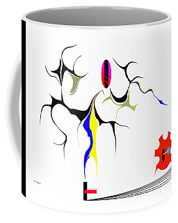 Precarious Study No.7 Coffee Mug