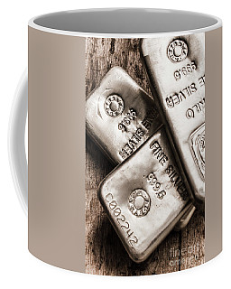 Precious Metal Art Coffee Mug