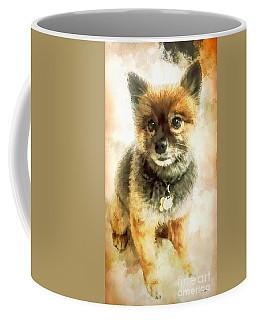 Precious Pomeranian Coffee Mug