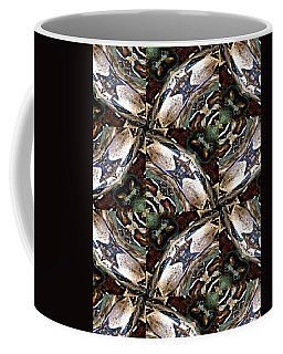 Predator And Prey Coffee Mug by Maria Watt
