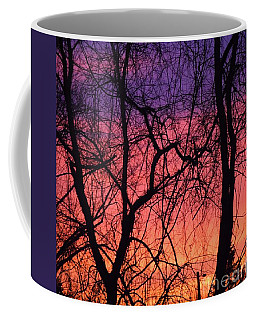 Prelude To The Cold Coffee Mug