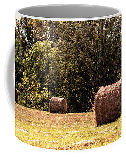 Coffee Mug featuring the photograph Preparation by Sally Sperry