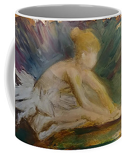Preparing To Dance Coffee Mug