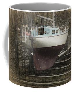 Preparing To Sail Coffee Mug