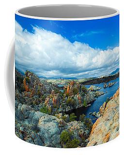 Prescott Rocks Coffee Mug