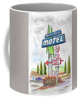 Prescott Valley Motel In Prescott, Arizona Coffee Mug