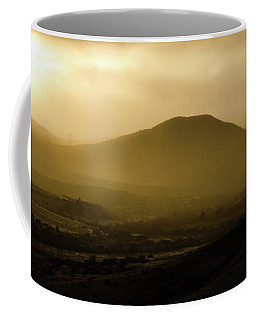 Coffee Mug featuring the photograph Prescott Valley Sunset by Nick Boren