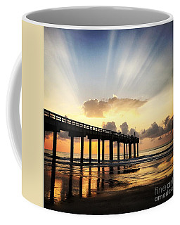 Coffee Mug featuring the photograph Presence by LeeAnn Kendall