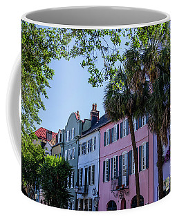 Presenting Rainbow Row  Coffee Mug