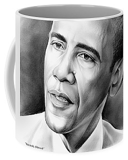 President Barack Obama Coffee Mug
