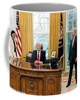 President Donald Trump Coffee Mug