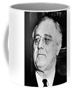 President Franklin Delano Roosevelt Coffee Mug