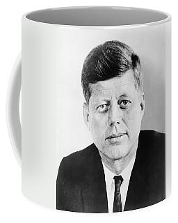 President John F. Kennedy Coffee Mug