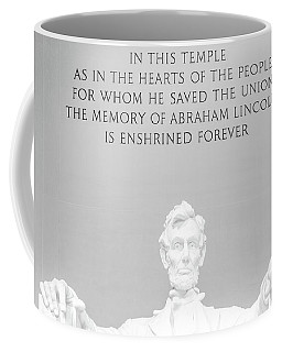 President Lincoln Coffee Mug